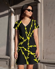 The Shocker All-over Dress aos-dress-front-lifestyle-1