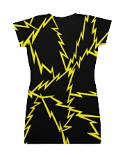 The Shocker All-over Dress back