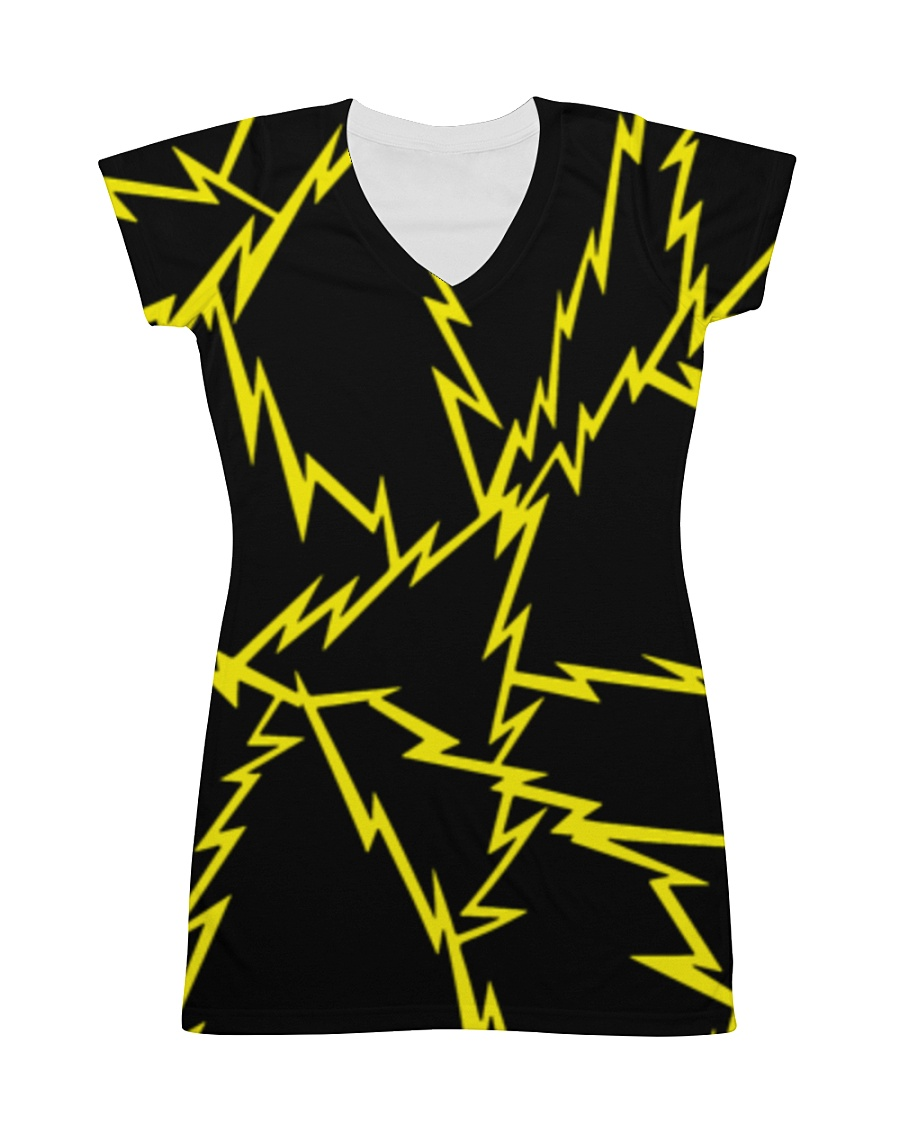 The Shocker All-over Dress