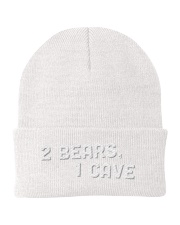 2 bears 1 cave new era hat Knit Beanie thumbnail
