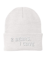 two bears one cave hat Knit Beanie thumbnail