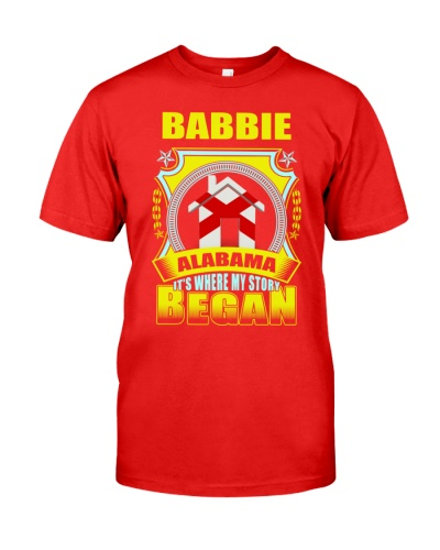 Babbie-AL home gifts Flag Shirt