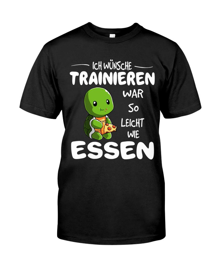 ICH WUNSCHE Classic T-Shirt