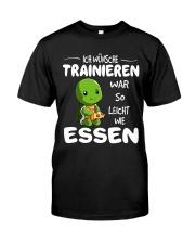 ICH WUNSCHE Classic T-Shirt thumbnail