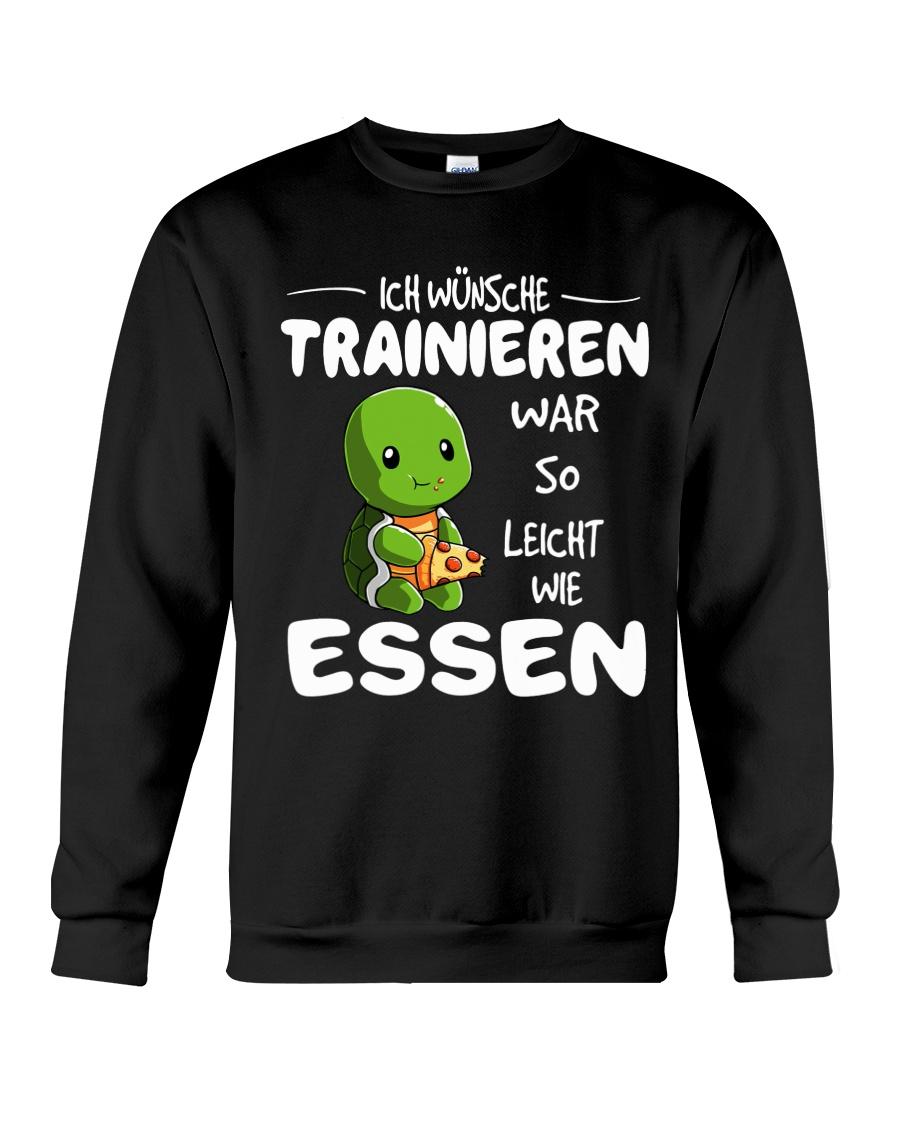 ICH WUNSCHE Crewneck Sweatshirt