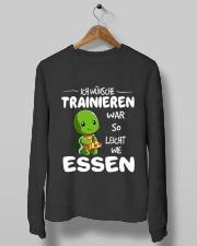 ICH WUNSCHE Crewneck Sweatshirt lifestyle-unisex-sweatshirt-front-10