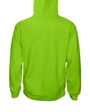 ICH WUNSCHE Hooded Sweatshirt back
