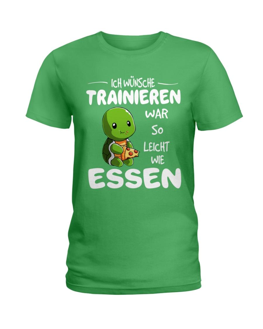 ICH WUNSCHE Ladies T-Shirt
