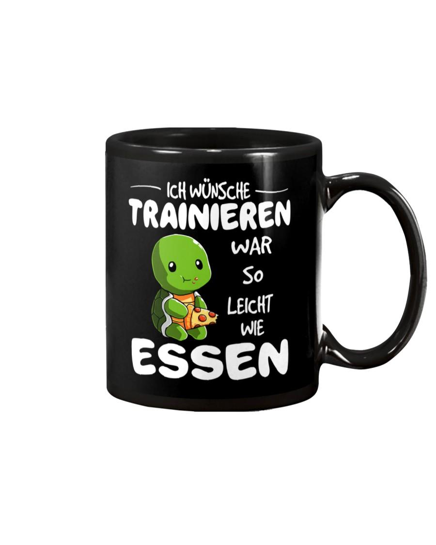 ICH WUNSCHE Mug
