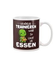 ICH WUNSCHE Mug front