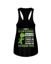 I AM SLOW RUNNER - Legging Ladies Flowy Tank thumbnail