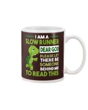 I AM SLOW RUNNER - Legging Mug thumbnail