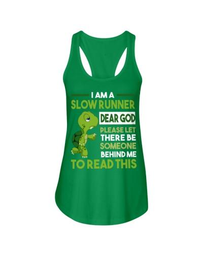 I AM A SLOW RUNNER