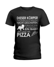 DIESER KORPER Ladies T-Shirt tile