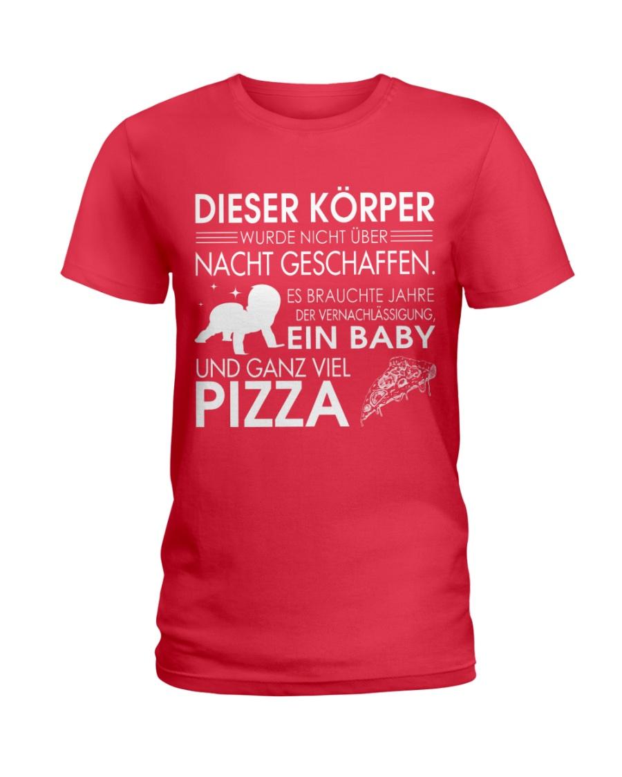 DIESER KORPER Ladies T-Shirt