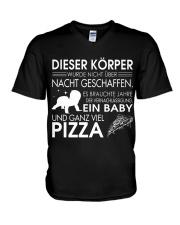 DIESER KORPER V-Neck T-Shirt thumbnail