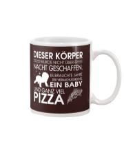 DIESER KORPER Mug thumbnail