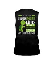 LIEBER DER LANGSAMSTE LAUFER Sleeveless Tee thumbnail