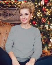 LIEBER DER LANGSAMSTE LAUFER Crewneck Sweatshirt lifestyle-holiday-sweater-front-2