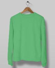 LIEBER DER LANGSAMSTE LAUFER Crewneck Sweatshirt lifestyle-unisex-sweatshirt-front-10