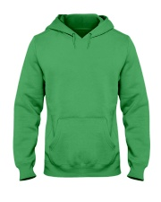 LIEBER DER LANGSAMSTE LAUFER Hooded Sweatshirt front