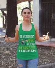 ICH WEDE NICHT AUFGEBEN Ladies Flowy Tank apparel-ladies-flowy-tank-lifestyle-01