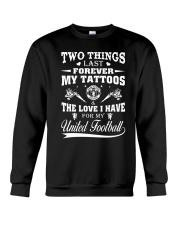 TATTOOS AND UNITED  FOOTBALL Crewneck Sweatshirt thumbnail