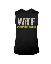 WHERE'S THE FINISH Sleeveless Tee thumbnail