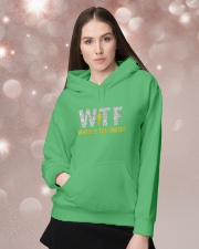 WHERE'S THE FINISH Hooded Sweatshirt lifestyle-holiday-hoodie-front-1