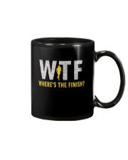 WHERE'S THE FINISH Mug thumbnail