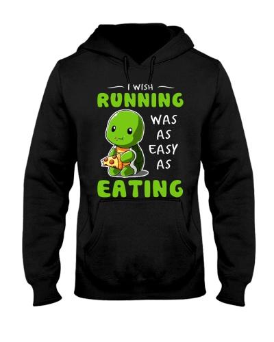 runningl eating