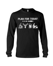 PLAN FOR TODAY Long Sleeve Tee thumbnail