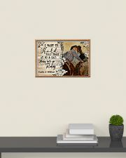 I want to hold your hand at 80 and say  24x16 Poster poster-landscape-24x16-lifestyle-09