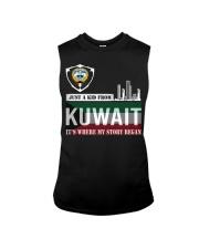 Kuwait love Sleeveless Tee thumbnail