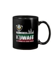 Kuwait love Mug thumbnail