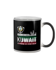 Kuwait love Color Changing Mug thumbnail