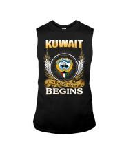 Kuwait gifts Sleeveless Tee thumbnail