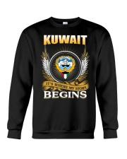 Kuwait gifts Crewneck Sweatshirt thumbnail