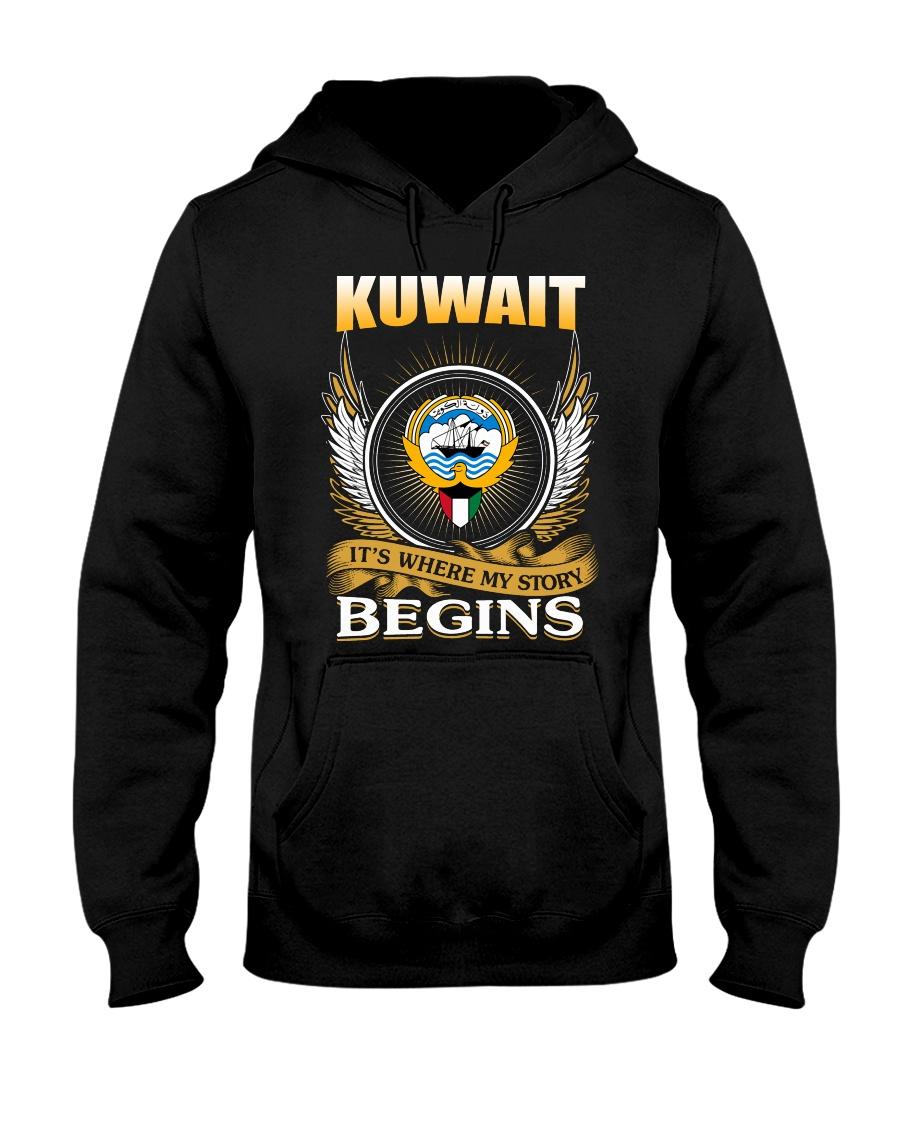 Kuwait gifts Hooded Sweatshirt