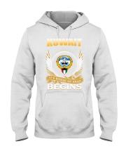 Kuwait gifts Hooded Sweatshirt tile