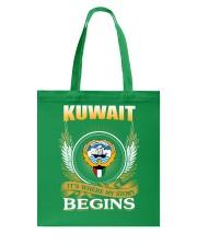 Kuwait gifts Tote Bag thumbnail