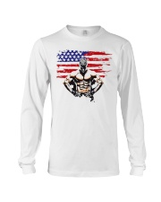 USA Alpha Fighter Long Sleeve Tee thumbnail