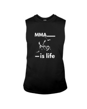 MMA is life t shirt Sleeveless Tee thumbnail