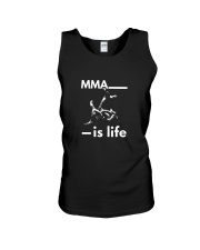 MMA is life t shirt Unisex Tank thumbnail