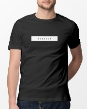 Blessed T shirt Classic T-Shirt lifestyle-mens-crewneck-front-13