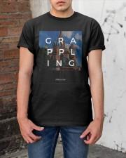 Grappling T shirt Classic T-Shirt apparel-classic-tshirt-lifestyle-31