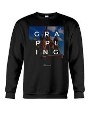 Grappling T shirt Crewneck Sweatshirt thumbnail