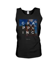 Grappling T shirt Unisex Tank thumbnail