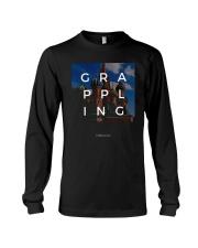 Grappling T shirt Long Sleeve Tee thumbnail