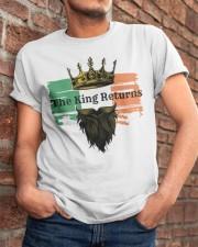 The Irish King Classic T-Shirt apparel-classic-tshirt-lifestyle-26